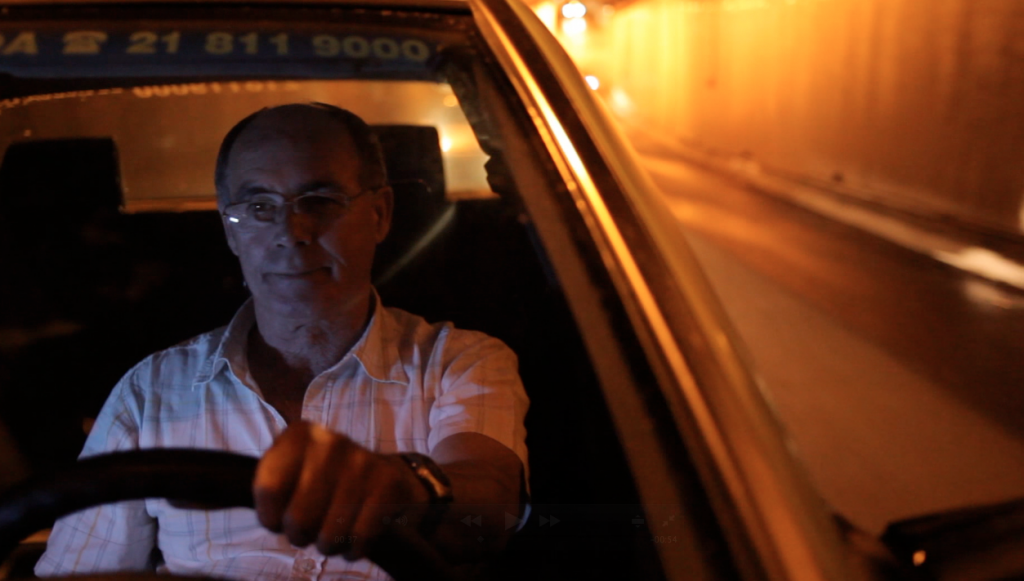 Taxi Seguro: Vodafone