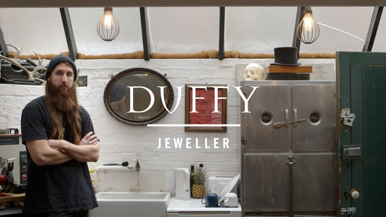 Duffy, jeweller – Panasonic Lumix GM1