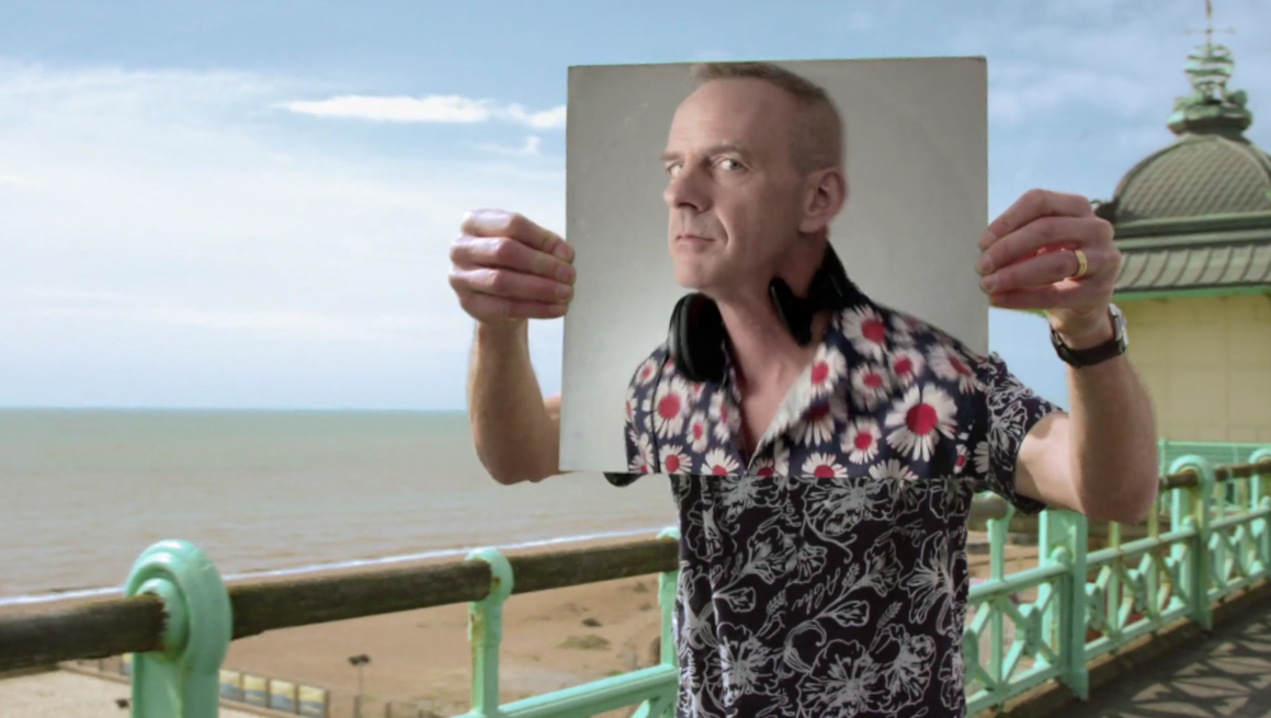 the Fatboy Slim Collection TVC