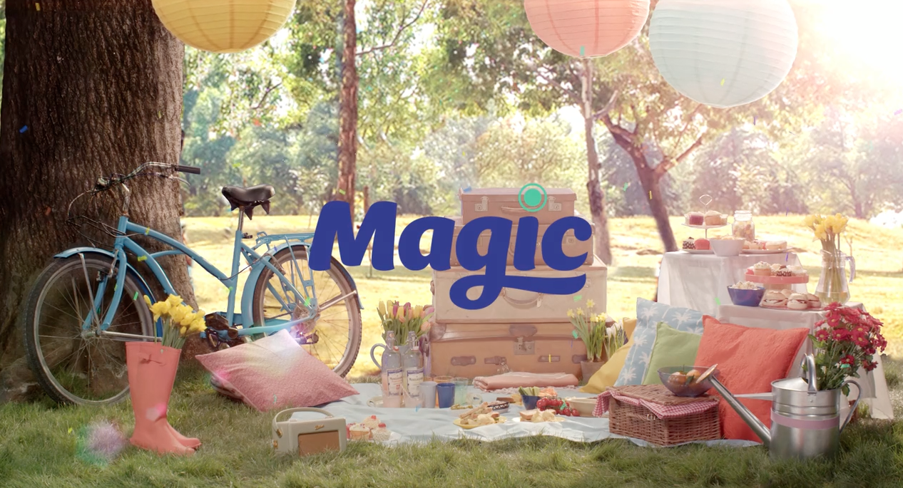 Magic FM, 2016 Album TVC