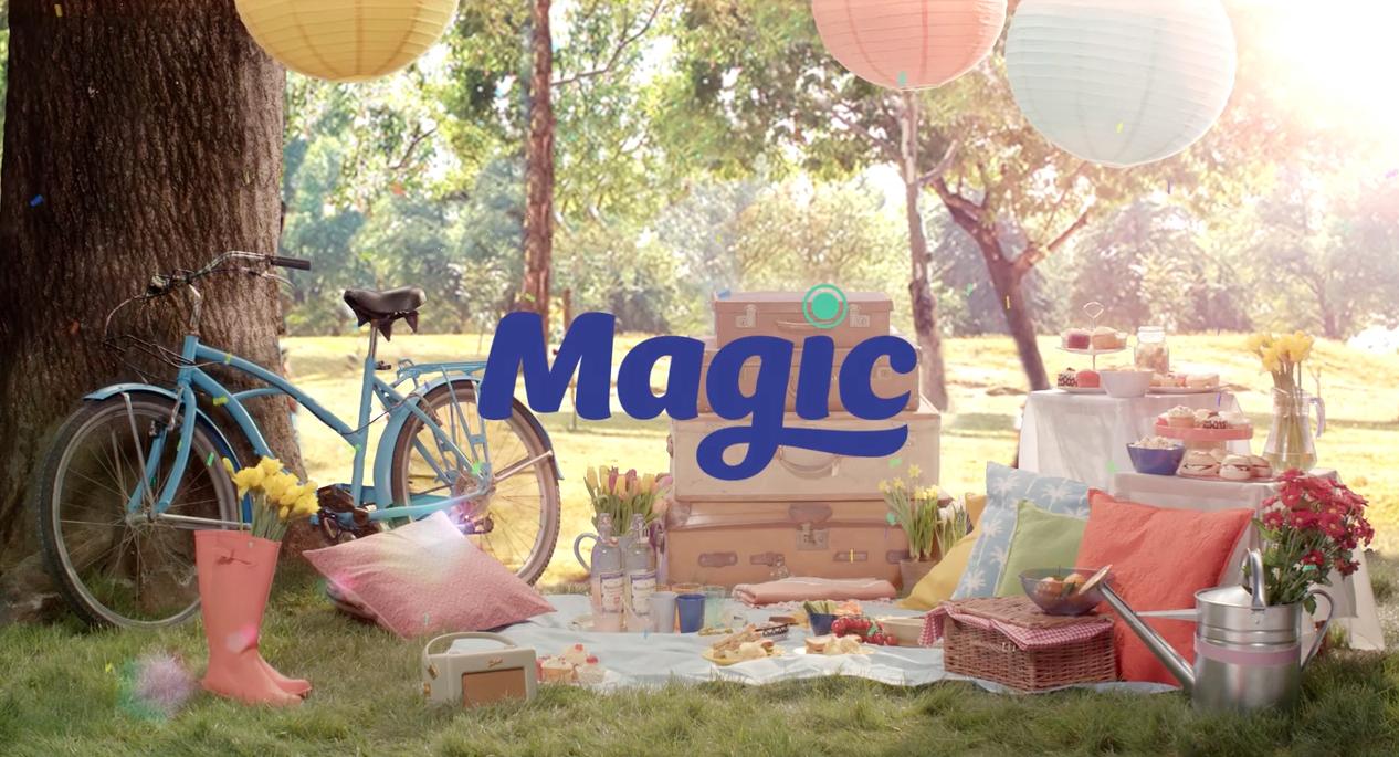 Magic FM, 2016 Album TVC