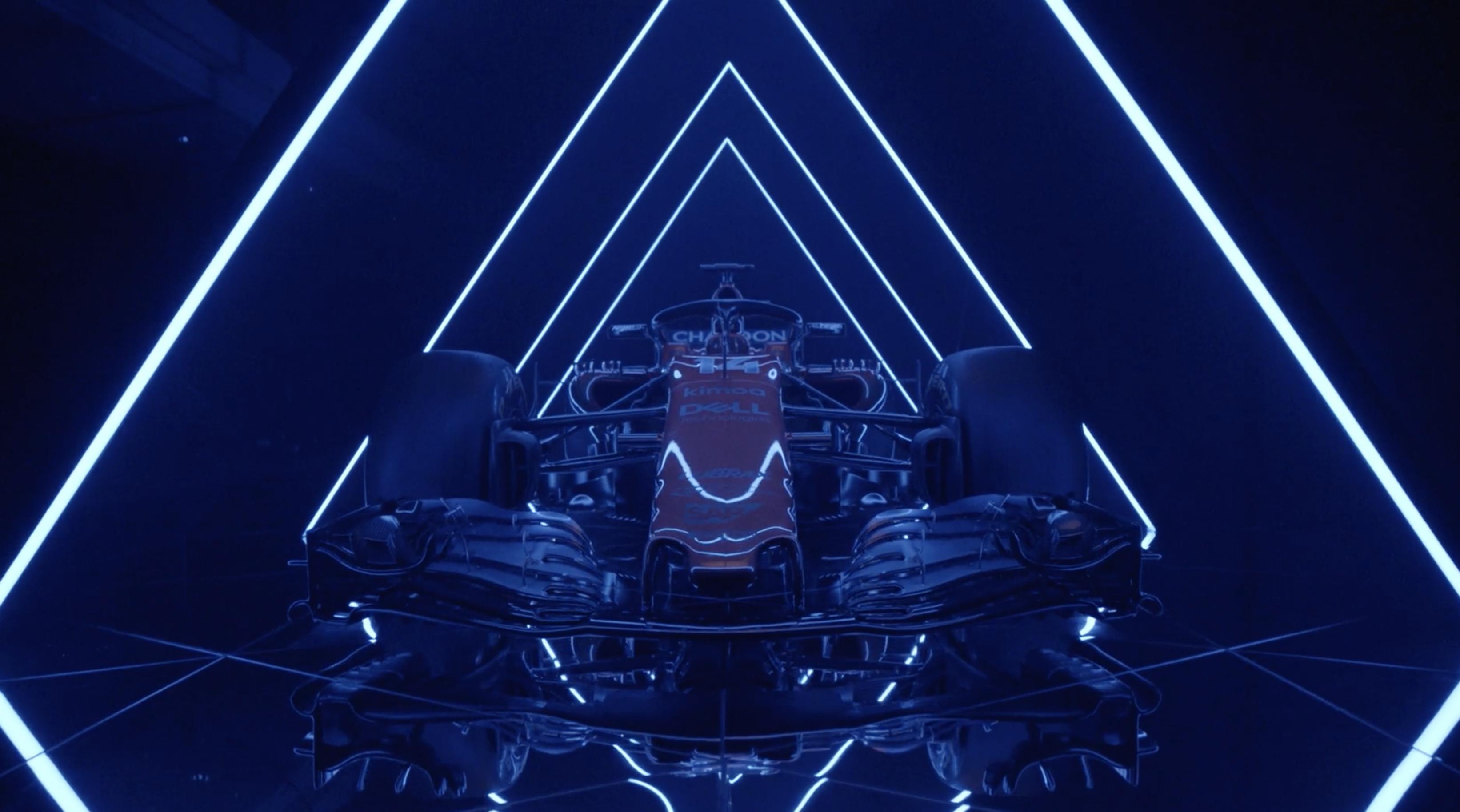 McLaren 2018 F1 launch